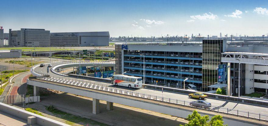 羽田空港の駐車場の利用方法とは...
